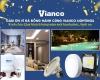 Vianco Lightings: Lời cảm ơn và chúc mừng năm mới 2021