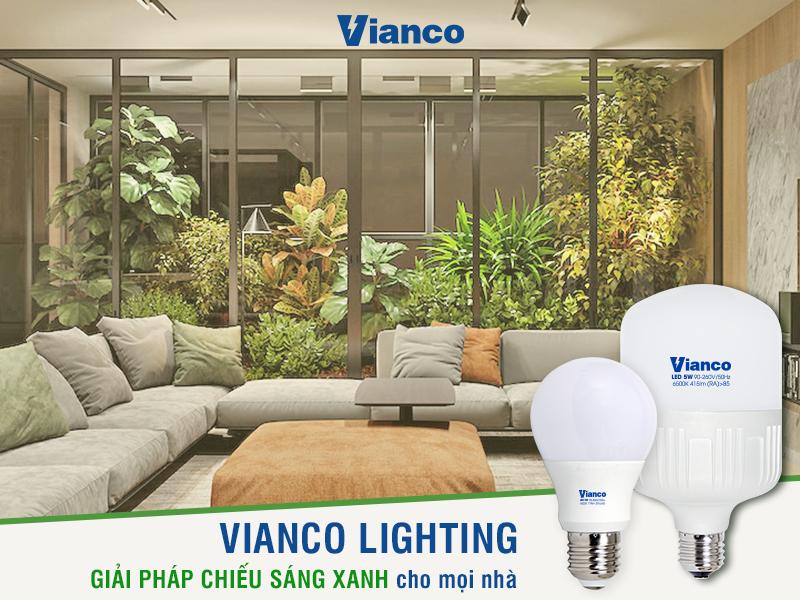Bóng đèn Vianco Lighting có tốt không?