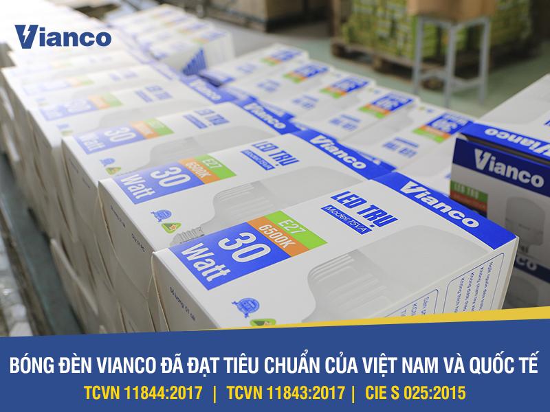 Địa chỉ mua bóng đèn Việt Nam chất lượng